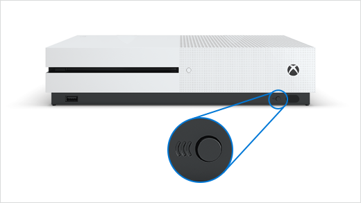 Bind button on Xbox One S