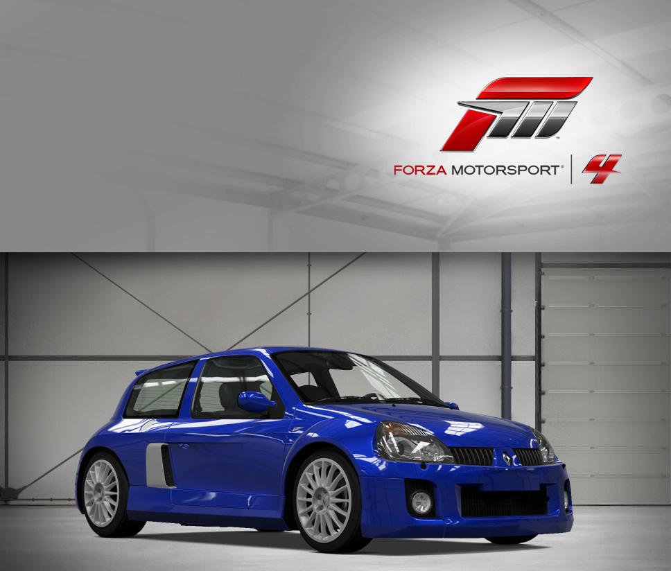 Sport Clio V6