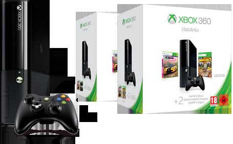 Finn Xbox 360-konsollen som passer deg.