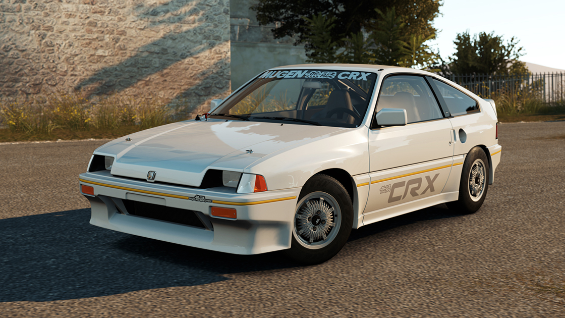 1984 Honda Civic CRX Mugen