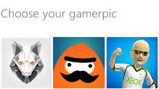 Changing your Xbox One gamerpic