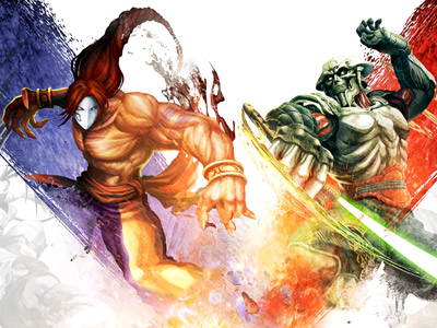 STREET FIGHTER X TEKKEN - EL CHOQUE ENTRE DOS GRANDES GRUPOS DE PELEADORES