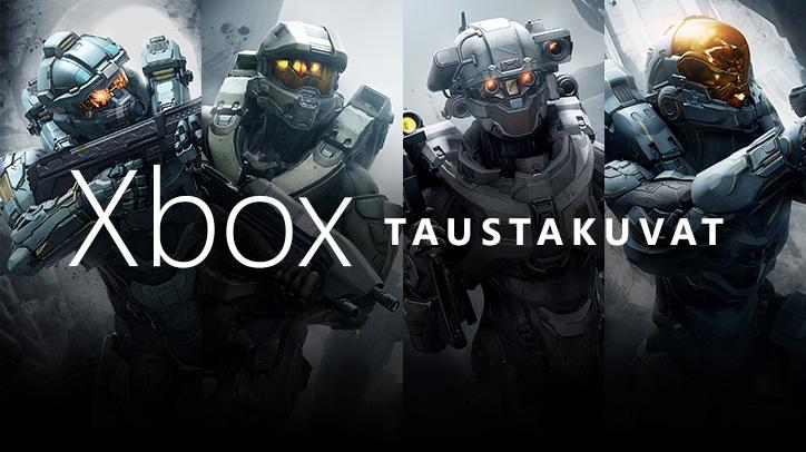 Maksuttomia Xbox-taustakuvia
