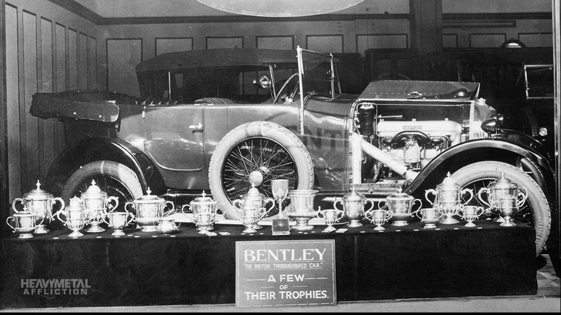 Forza Motorsport Heavy Metal Affliction Bentley Motor