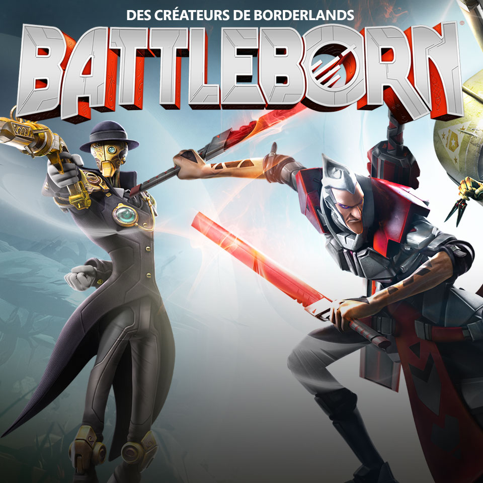 Battleborn on Xbox One