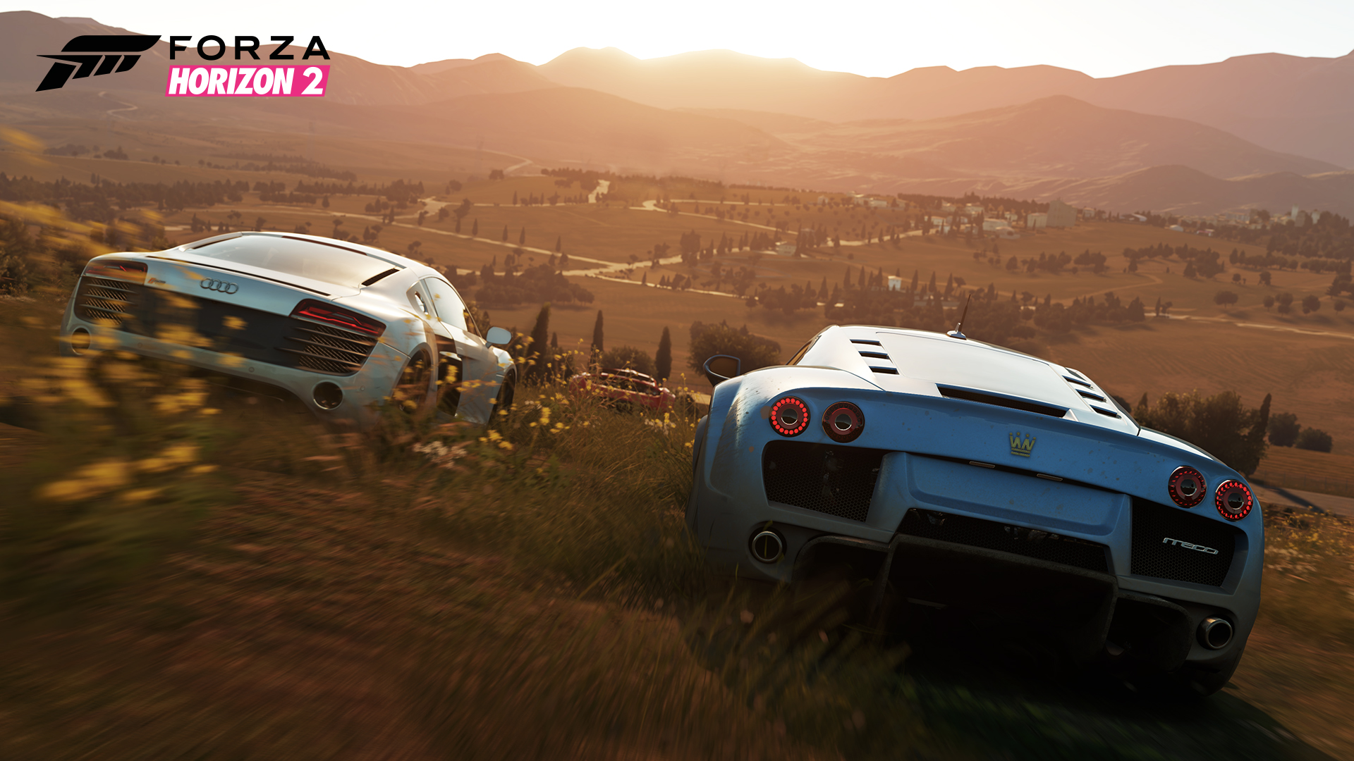 Forza Motorsport Welcome To Forza Horizon - Cool xbox cars