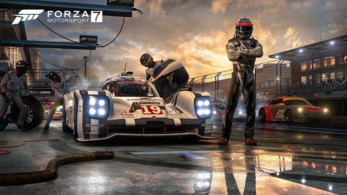 Resultado de imagem para forza motorsport 7