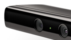 How to clean the Kinect sensor lens