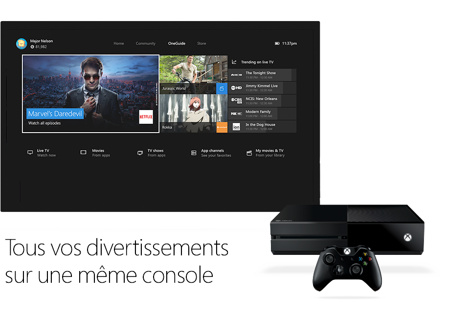 Divertissement Xbox