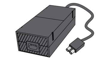 Xbox One Power Supply | Original Xbox One Console Xbox Power Adapter Fuse on