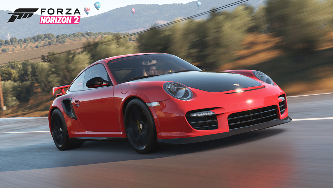 Forza Motorsport Two Free Porsches