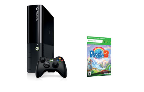 Xbox 360 Peggle 2 Bundle