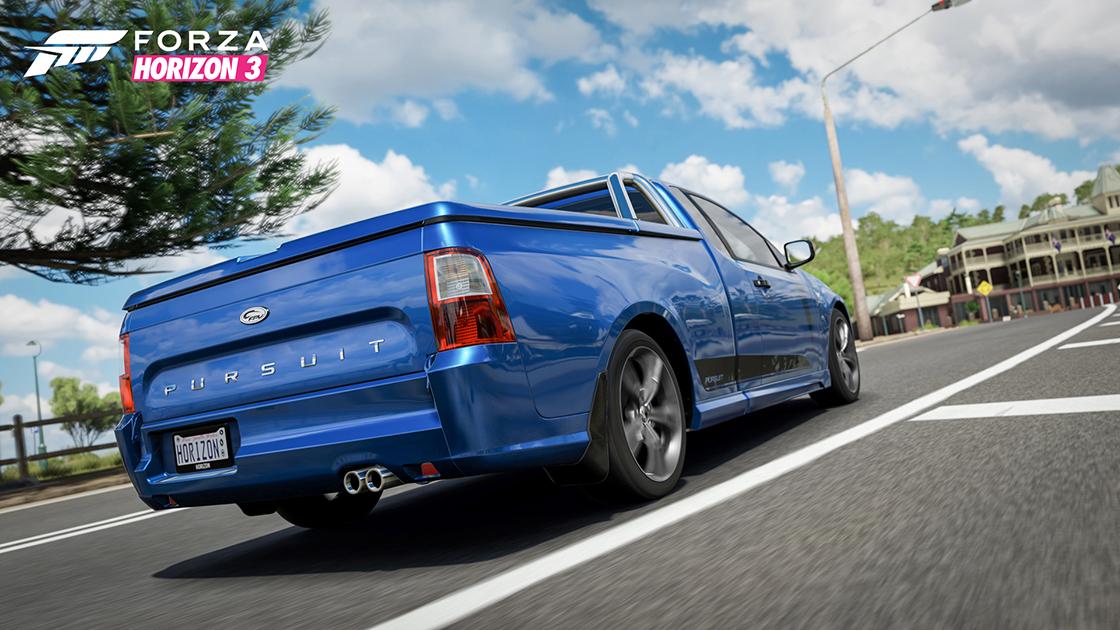 Forza Motorsport - Forza Garage -- Forza Horizon 3