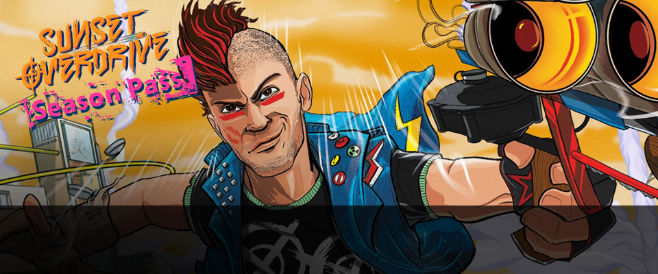 Sunset Overdrive Season Pass