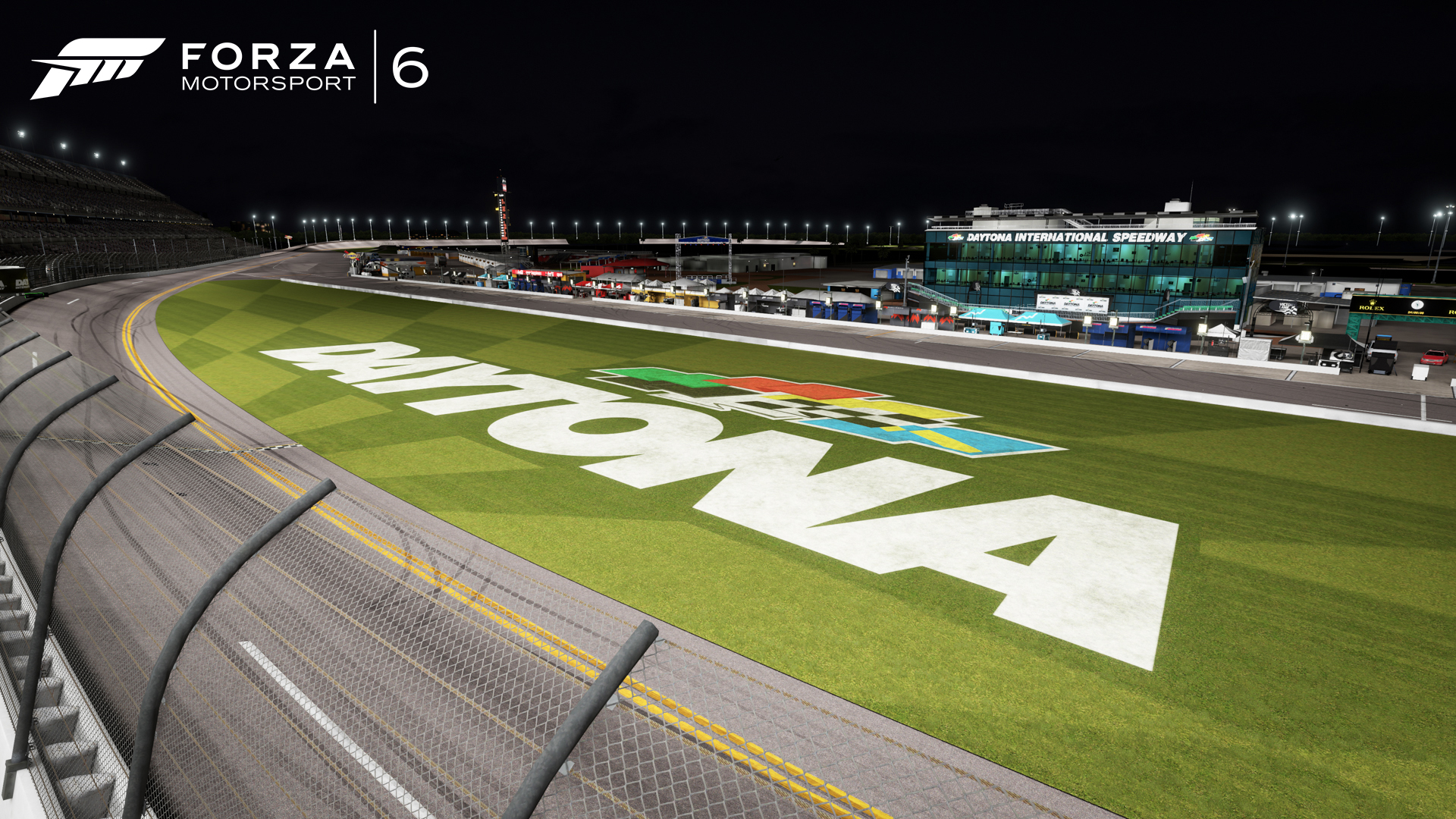 Forza motorsport 6 tracks for Speedway motors lake charles