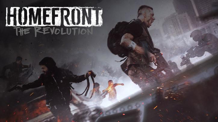 Homefront: The Revolution | Xbox One