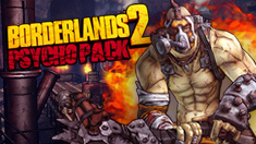 &quot;Krieg the Psycho&quot; - Ute nu f&#246;r Borderlands 2