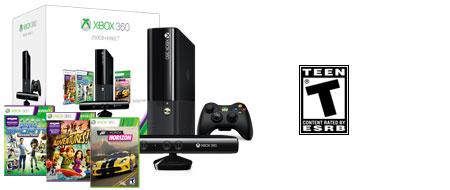 Paquete Xbox 360 250GB