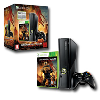 Πακέτο Xbox 360® 250GB Gears of War: Judgment