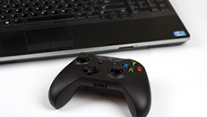 Comment connecter une manette sans fil Xbox One à un PC Windows.