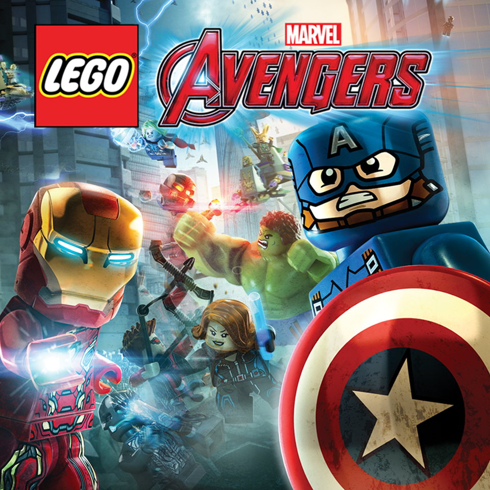 LEGO Marvel Avengers| Xbox One