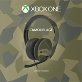 Xbox One Special Edition Camouflage Stereo Headset – Verpackung
