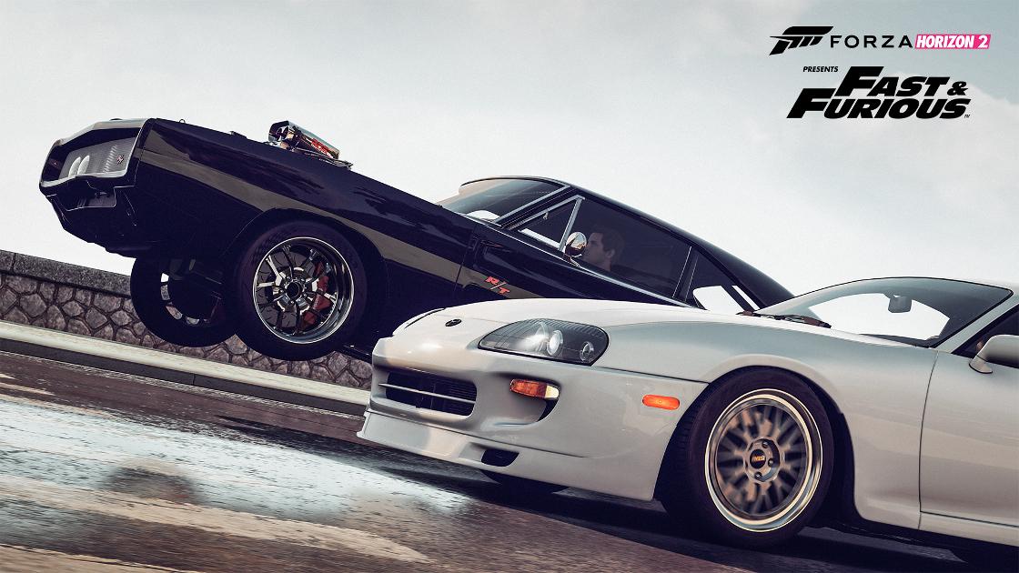 Forza Motorsport Forza Horizon 2 Presents Fast Amp Furious