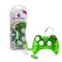 Rock Candy-kontroller for Xbox 360