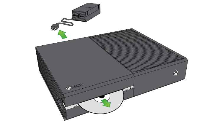 Original Xbox One-konsoll