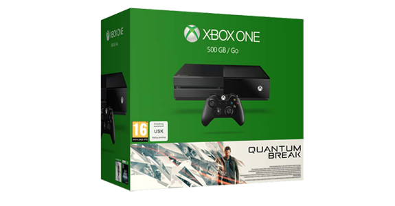 Xbox One 500GB: Quantum Break Bundle