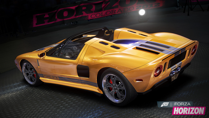 The Look That Is Created Takes The Ford Gt Body To An Exotic New Level The Gtx Comes With A Borla Exhaust And A Litany Of Sema Member Company Products