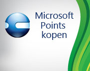 Microsoft Points - Punten toevoegen