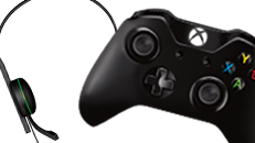 Collegare un Headset per chat di Xbox One a un Controller Wireless per Xbox One