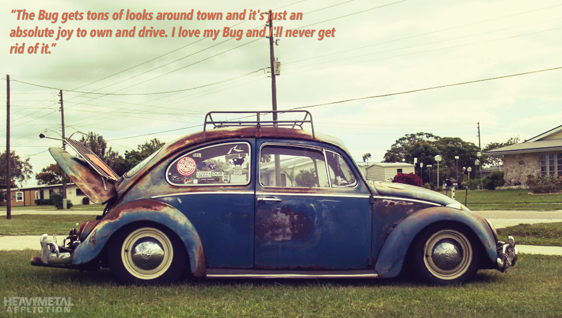 Vw Quote Amazing Forza Motorsport  Heavy Metal Affliction 1965 Vw Beetle