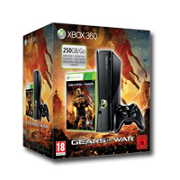 Xbox 360 250 GB  Gears of War: Judgment Paket