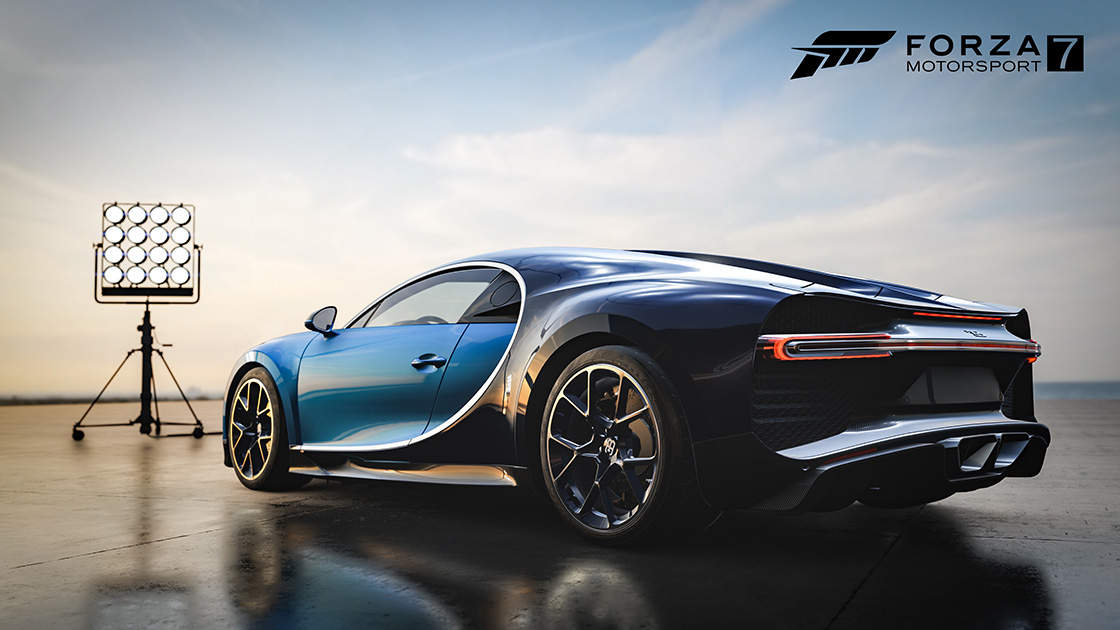 Forza  Best Handling Cars