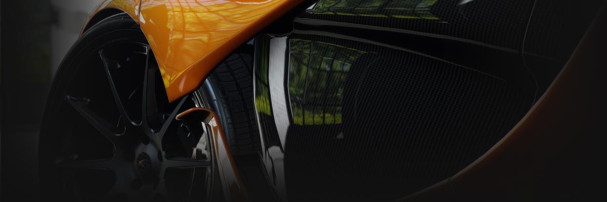 Forza Motorsport 5 graphics: material rendering