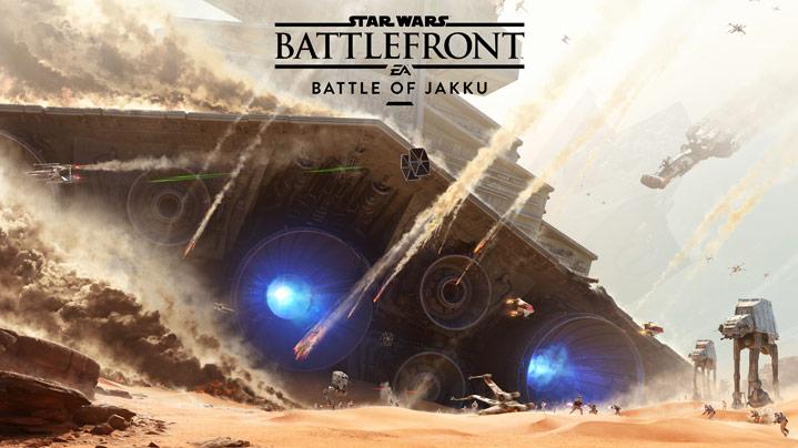 Experience the Battle of Jakku