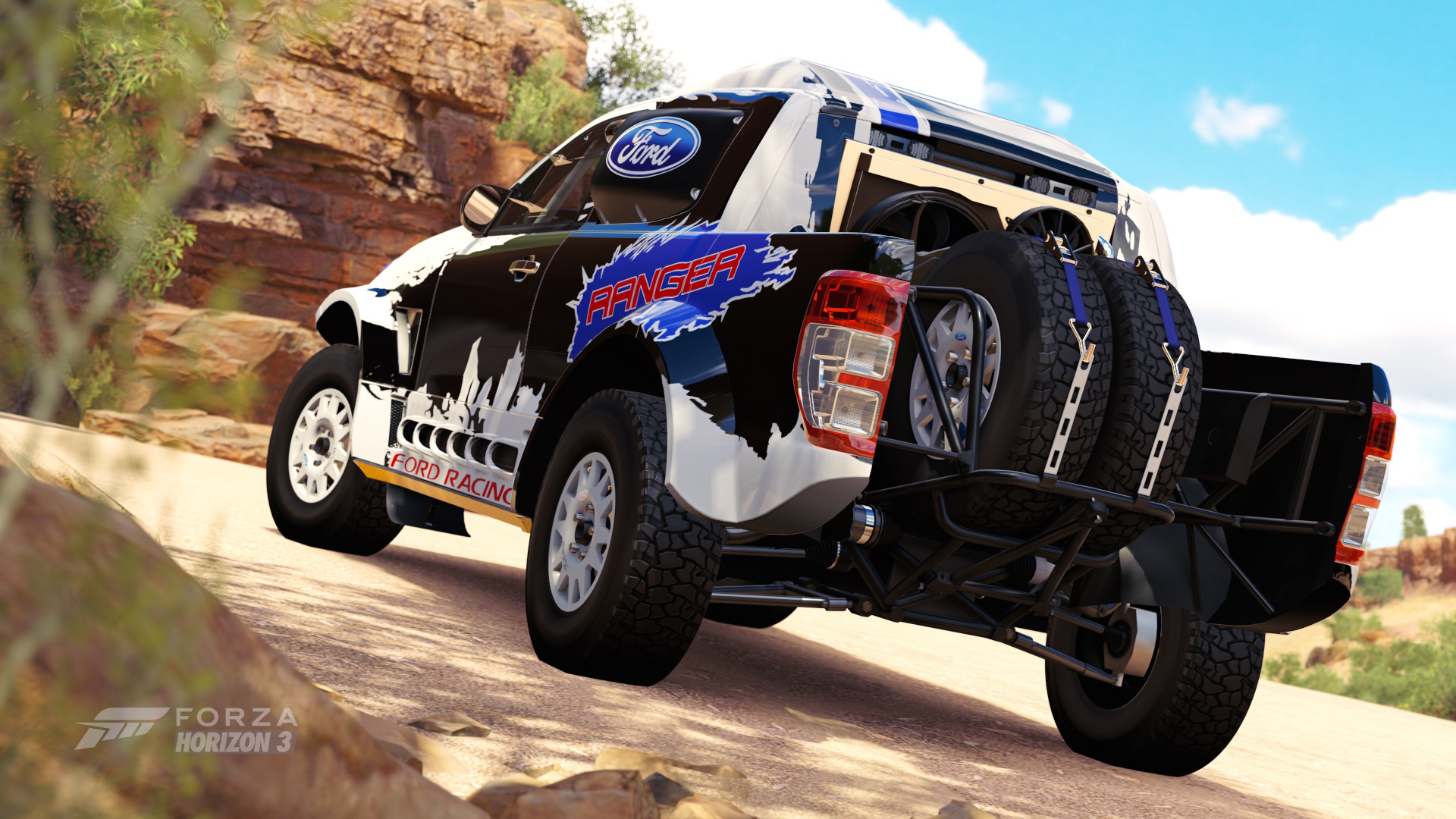 Forza Horizon 3 Cars 1992 Ford F 150 Engine Parts Diagram 4 6l 2014 Ranger T6 Rally Raid Photo By Dj Lime
