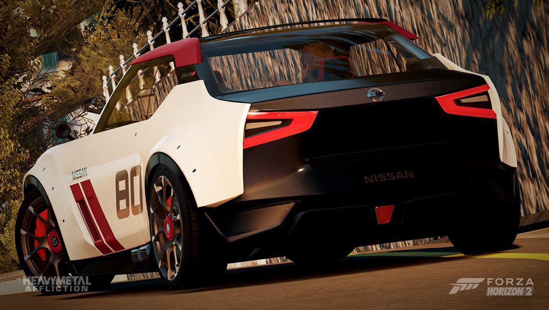 Forza Motorsport - Heavy Metal Affliction - Nissan IDx NISMO