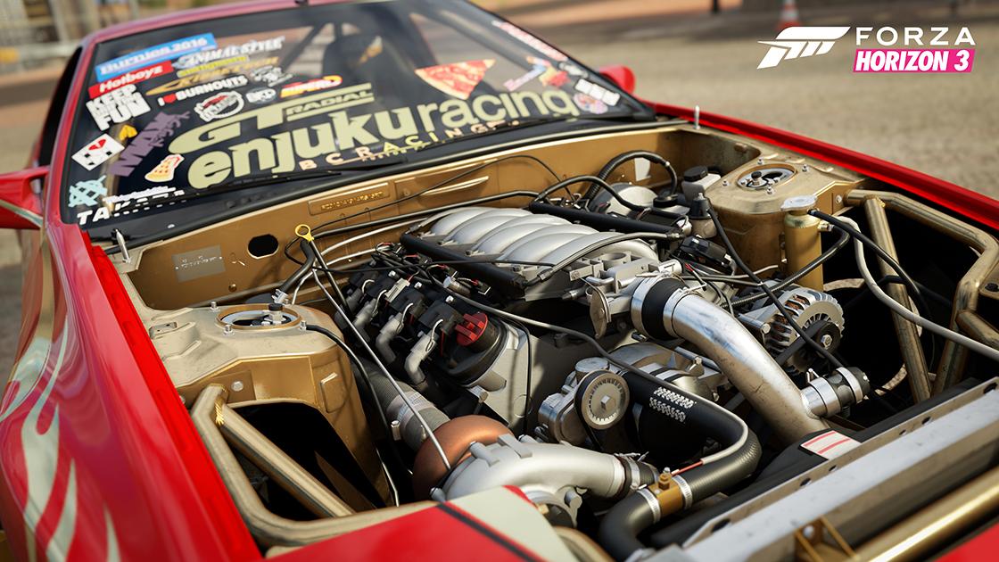 Hoonigan Escort >> Forza Motorsport - Hoonigan Car Pack