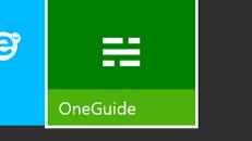 OneGuide y su DVR
