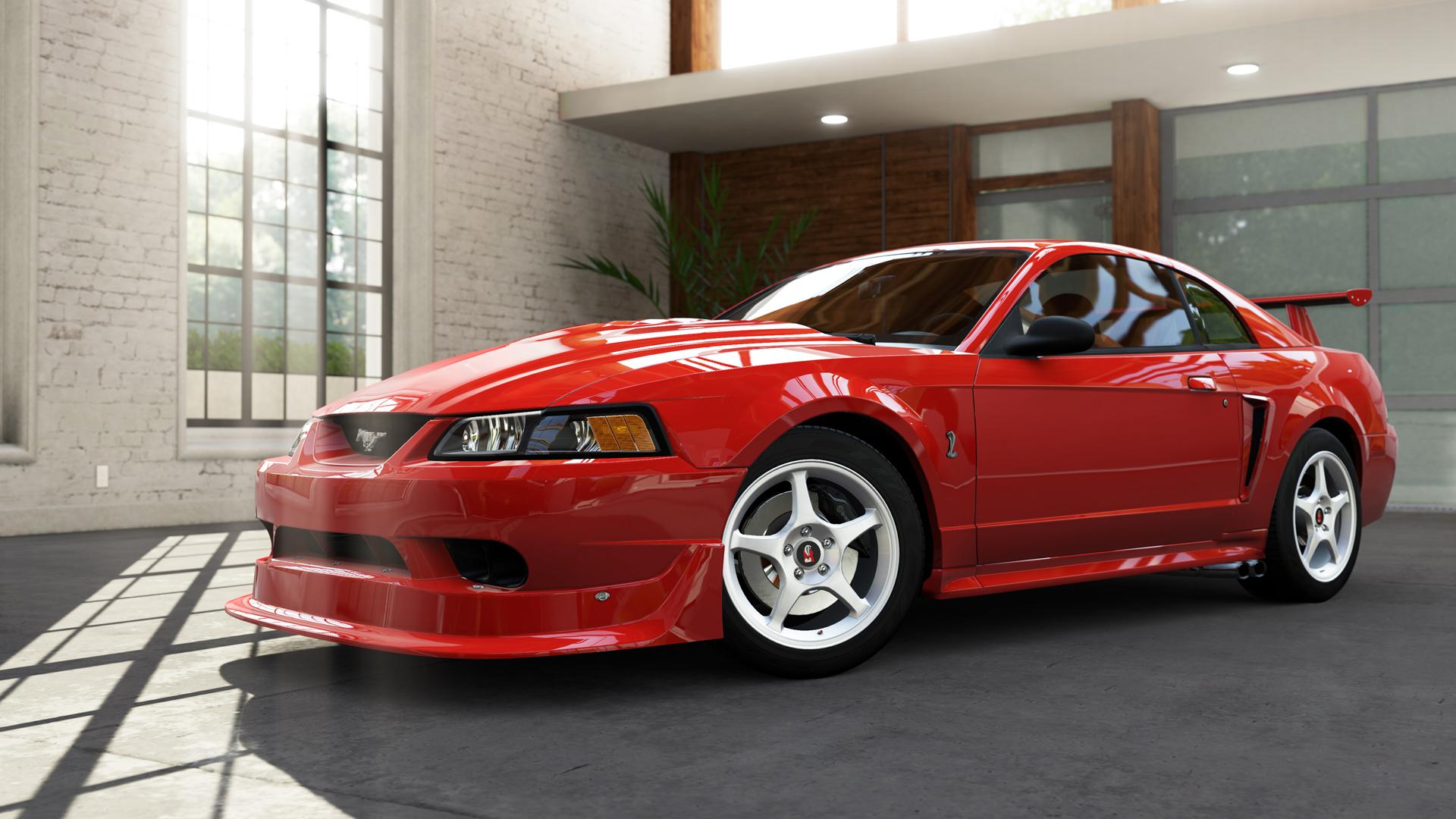 2000 Ford SVT Cobra R & Forza Motorsport 5 - Cars markmcfarlin.com