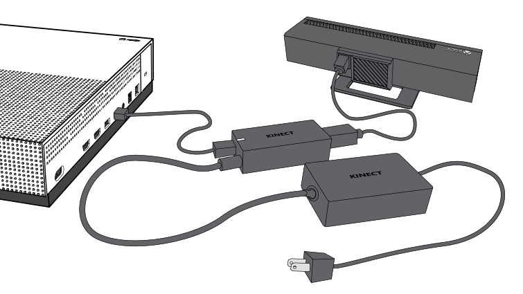 Plug In Kinect To Xbox One Cable For. For More Information See How To Use An Xbox One Kinect Sensor With S Console. Wiring. One Wire Connector Wiring At Scoala.co