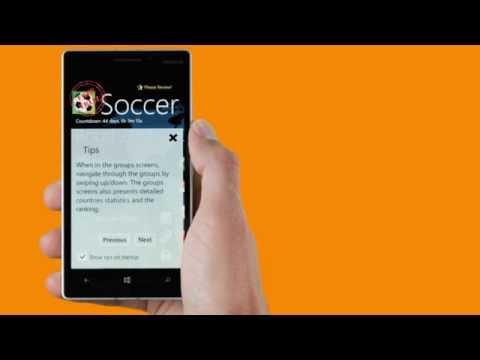 Entdecke Lumia: Apps testen