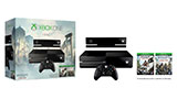 Console and Kinect, game downloads, and Xbox One with Kinect Assassins Creed Unity Bundle box shot small
