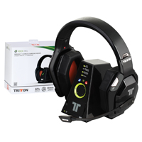 Casque surround sans fil Warhead 7.1