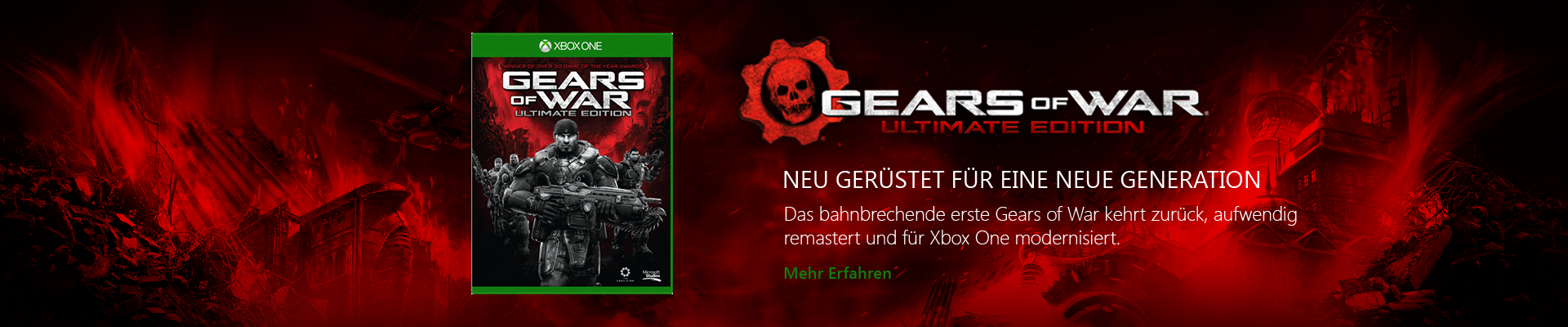 Xbox One gears of war ultimate