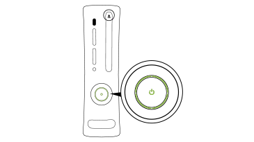 Den originale Xbox 360