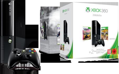 Trouvez la Xbox360 qui vous convient.